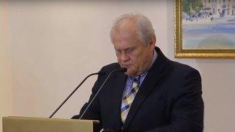 Представитель ОБСЕ об итогах переговоров Контактной группы в Минске. Видео