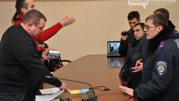 """Открыто уголовное дело по факту """"газовой атаки"""" в Краматорске"""