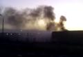 Сильный пожар и серия взрывов в воинской части под Калининградом. Видео