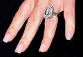 Обручальное кольцо на руке Мэрайя Кэри