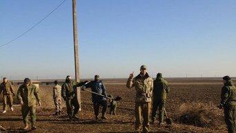 Гражданская Блокада Крыма участвует в подготовке батальона им.Номана Челебиджихана