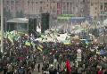 Кадр из фильма Украина, маски революции
