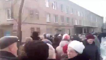 Массовый подкуп избирателей в Кривом Роге. Видео