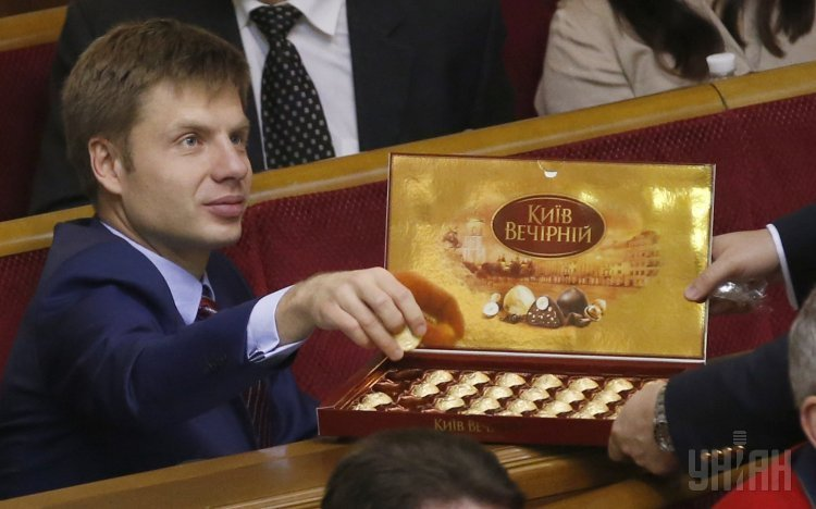Член партии регионов алексей гончаренко