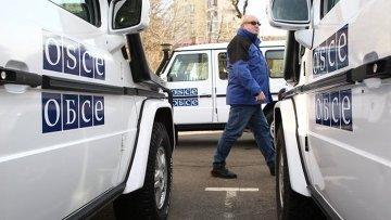 ОБСЕ сообщила о серьезном инциденте с ее патрулем в Донбассе