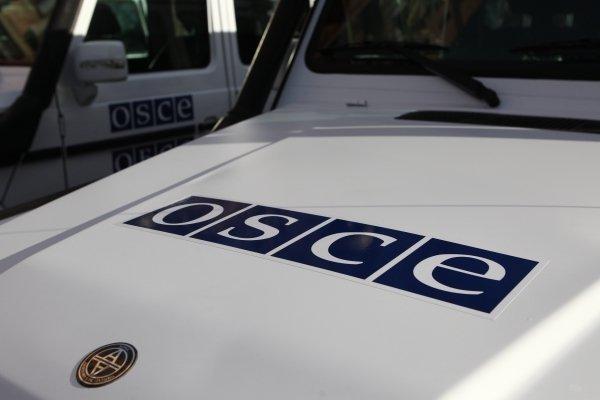 Миссия ОБСЕ получила 20 бронированных автомобилей от ЕС