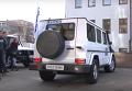 ОБСЕ получила от ЕС 20 бронированных авто