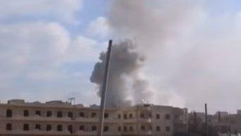 Войска Асада прорвали осаду Алеппо. Видео