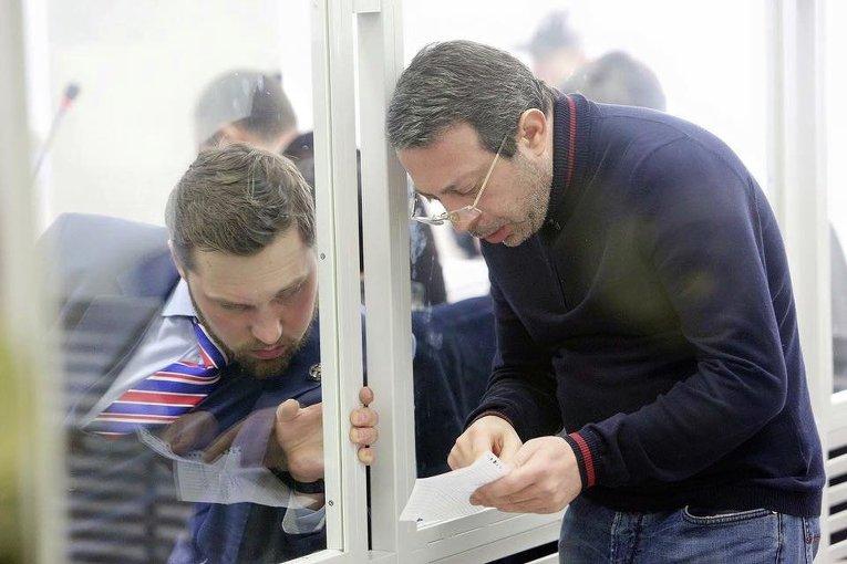 Геннадий Корбан и Александр Шевчук