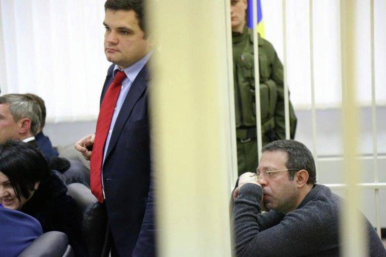 Судебное заседание по делу Геннадия Корбана