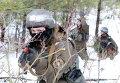 Подготовка бойцов роты оперативного назначения Калиновского полка Нацгвардии