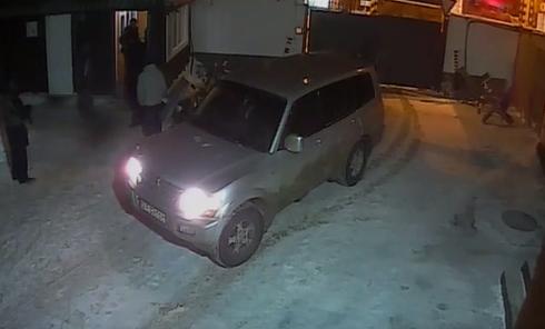 Обнародовано видео дебоша пьяных моряков на базе ВМС в Одессе. Видео