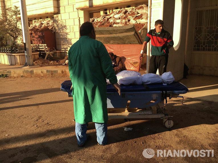 Сирийская армия начала штурм населенного пункта Осман в провинции Дераа