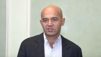 Кононенко о сложении полномочий первого замглавы фракции БПП. Видео
