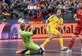 Сборная Украины вышла в 1/4 финала чемпионата Европы по мини-футболу