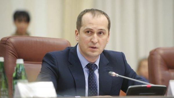 Министр аграрной политики и продовольствия Украины Алексей Павленко