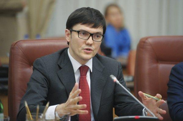Министр инфраструктуры Украины Андрей Пивоварский