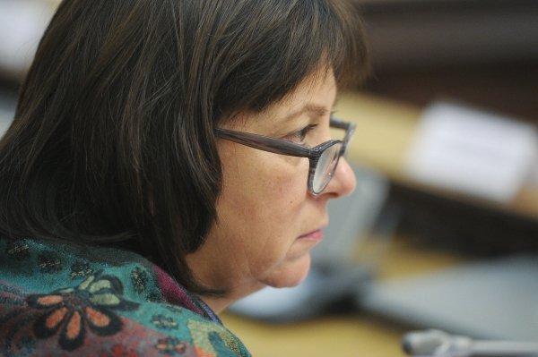 Министр финансов Наталья Яресько