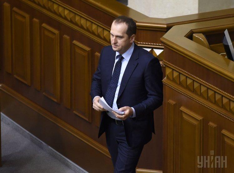 Министр АПК Алексей Павленко