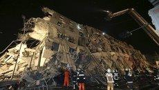 Два человека погибли, почти 30 ранены в результате землетрясения на Тайване