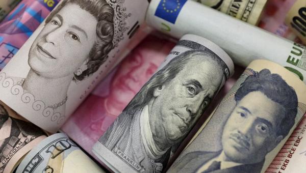 Рубль немного укрепился кдоллару иевро вначале торгов