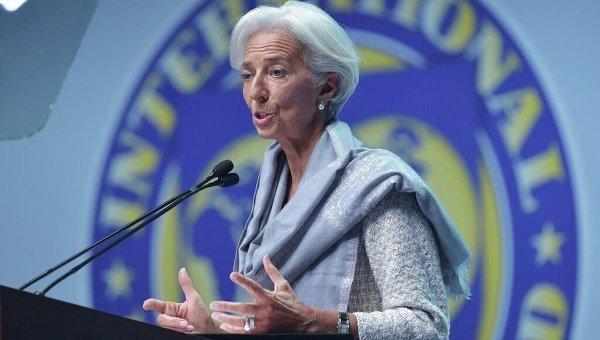 """Лагард: """"Украина рискует вернуться к практике неудачных экономических шагов"""""""