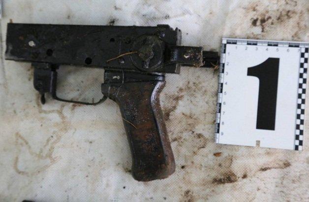 Оружие, из которого стреляли на Майдане