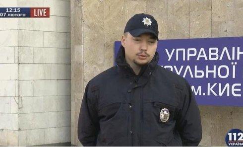 В полиции Киева рассказали подробности ночной погони за BMW