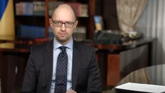 Арсений Яценюк о политическом кризисе в Украине. Видео