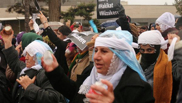 США решительно против референдума о независимости Иракского Курдистана
