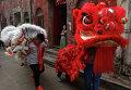 Празднование Нового в Китае