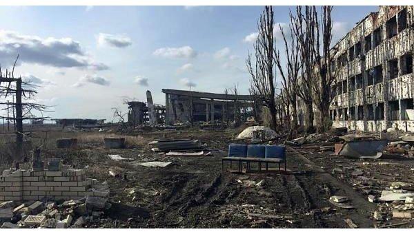 Реалии войны. Куйбышевский район Донецка