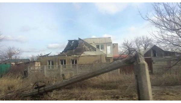 Работы, выполняемые Артемовским МЭС приостановлены из-за обстрелов