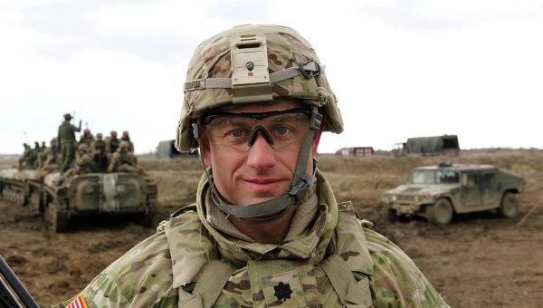 Как инструкторы НАТО обучают украинских военных