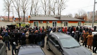 Похороны убитого в погоне 17-летнего пассажира BMW под Киевом