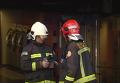 На месте пожара в метро Барселоны. Видео