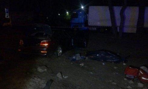 В Киеве полицейские во время погони застрелили человека
