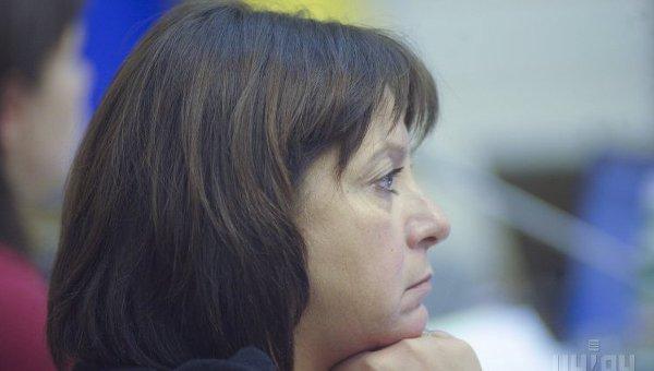 Наталия Яресько. Архивное фото