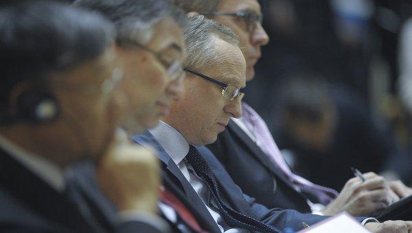 Послы G7 на коллегии МВД и Минюста