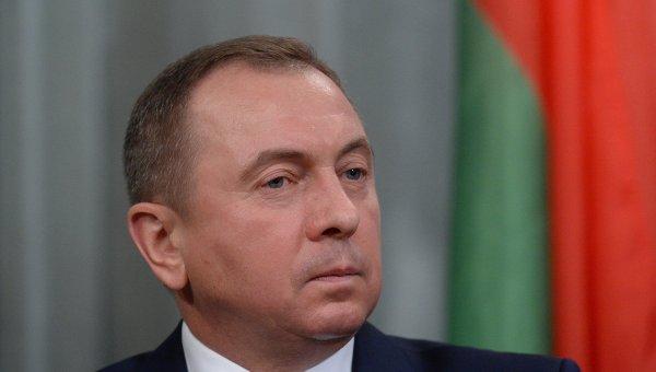 Владимир Макей. Архивное фото