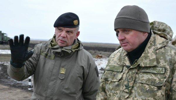 Военным атташе иностранных государств показали как могут наступать ВСУ