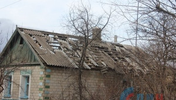 Перемирие вДонбассе: Террористы стреляли изгранатометов изенитных установок уГранитного