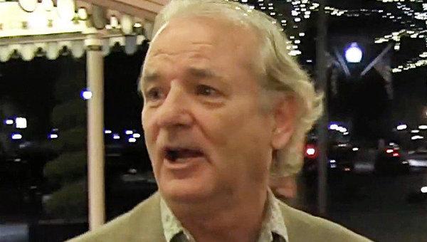 Билл Мюррей поссорился с фанатами