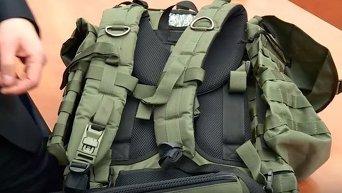 МВД: закупка тактических рюкзаков для МВД состоялась прозрачно