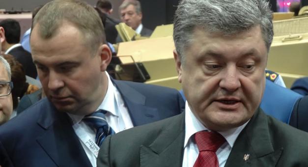 Олег Гладковский-Свинарчук (на втором плане)