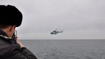 Морская пехота ВМС Украины на Змеином