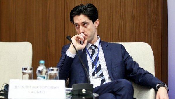 Виталий Касько. Архивное фото