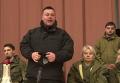 Боец Правого сектора пригрозил властям восстанием. Видео