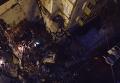 Обрушение жилого дома в Ярославле: кадры беспилотника. Видео