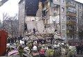 Взрыв газа в жилом доме Ярославля.